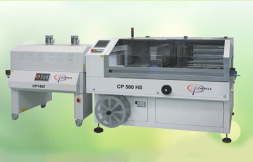 CP 500 HS / CP 700 HS Intermittent Side Sealer
